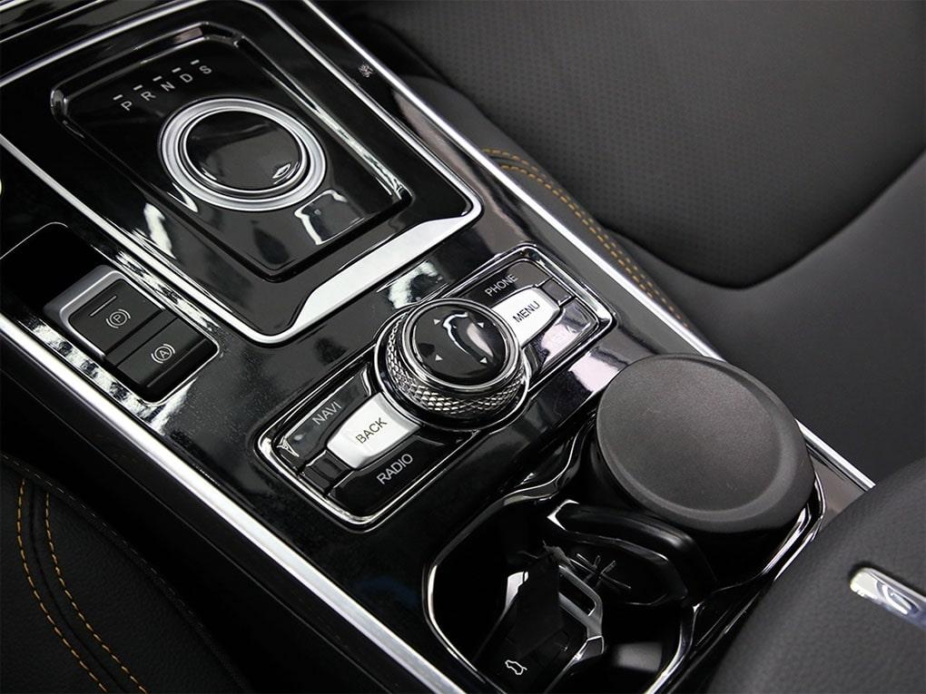Dorcen G60S кпп