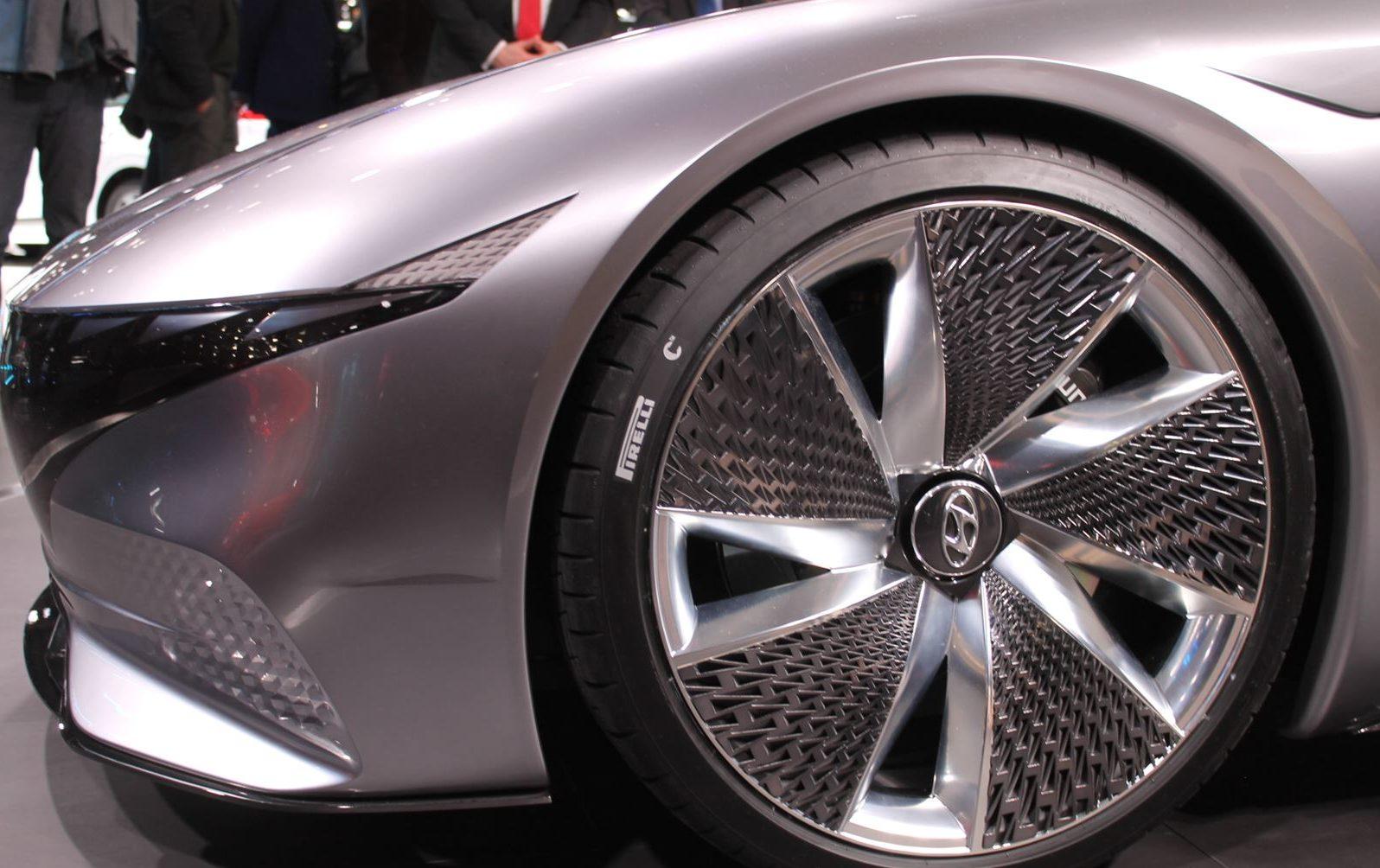 Hyundai Le Fil детали
