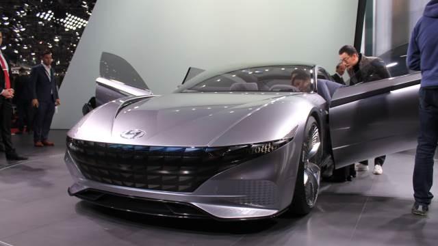 Hyundai зарядка электромобиль