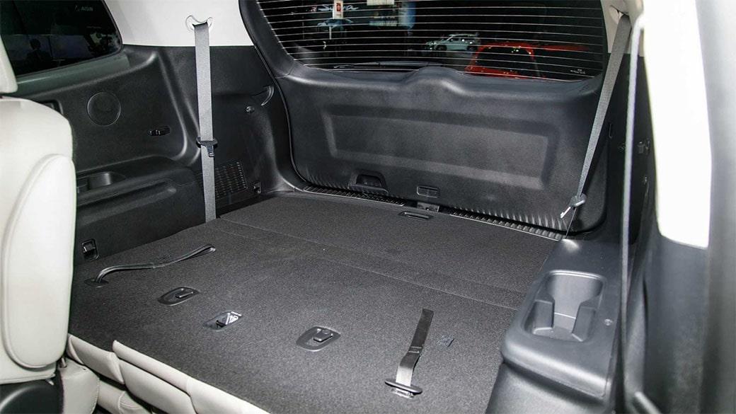 KiaTelluride багажник
