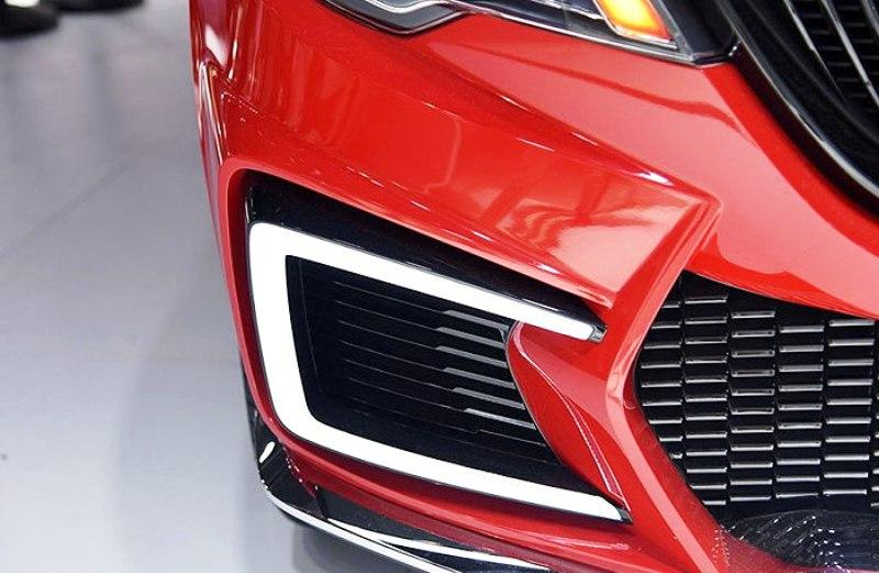 Landwind E33 детали кузова