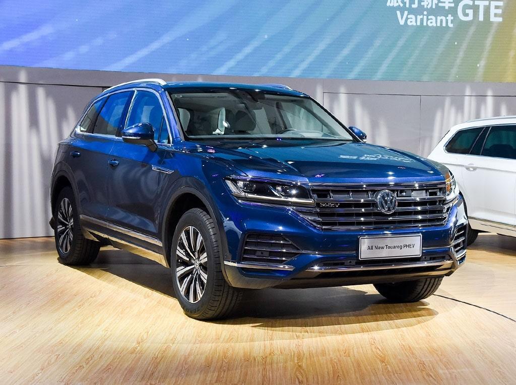 Volkswagen Touareg Phev фото спереди