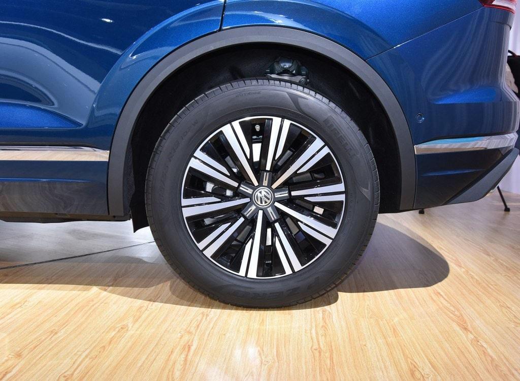 Volkswagen Touareg Phev колёса