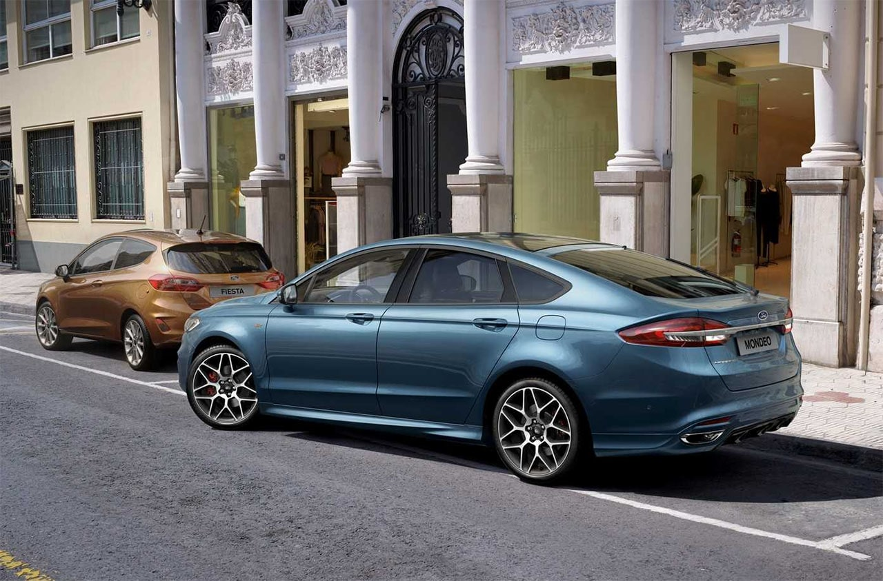 Ford Mondeo фото седан