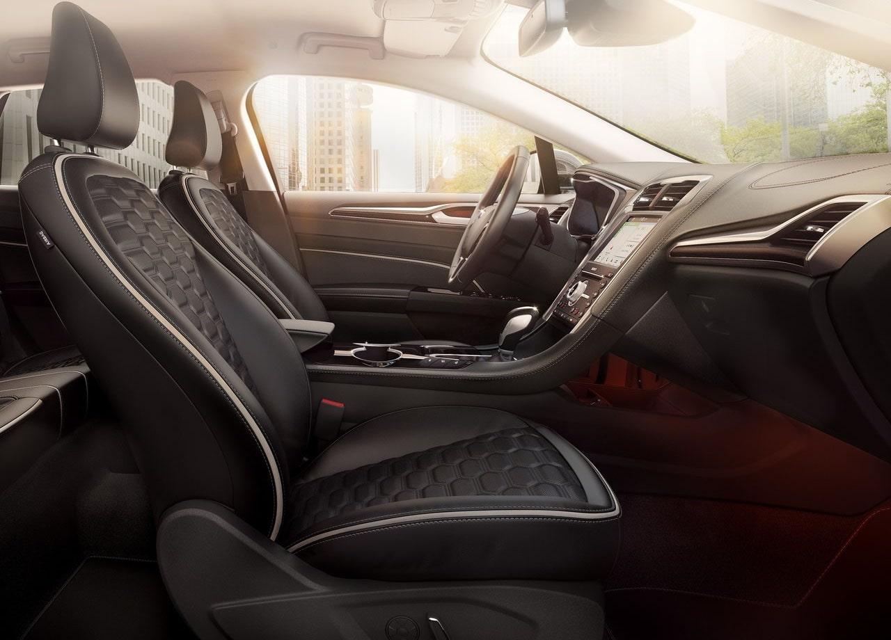Ford Mondeo передние сидения