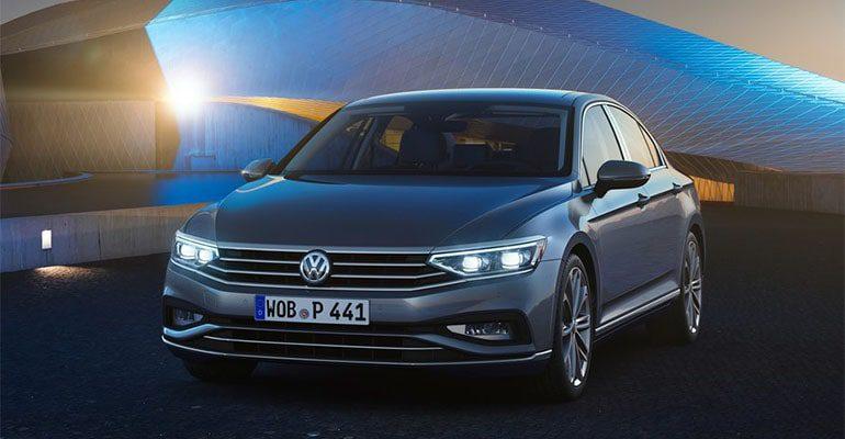 Volkswagen Passat B8 фото