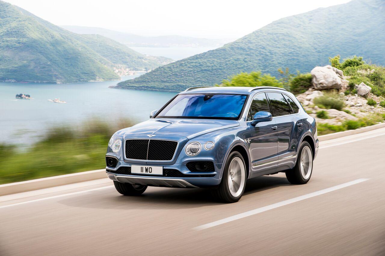 Bentley Bentayga Diesel фото