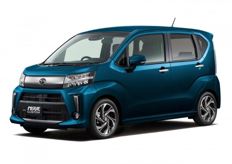 Daihatsu является частью Toyota