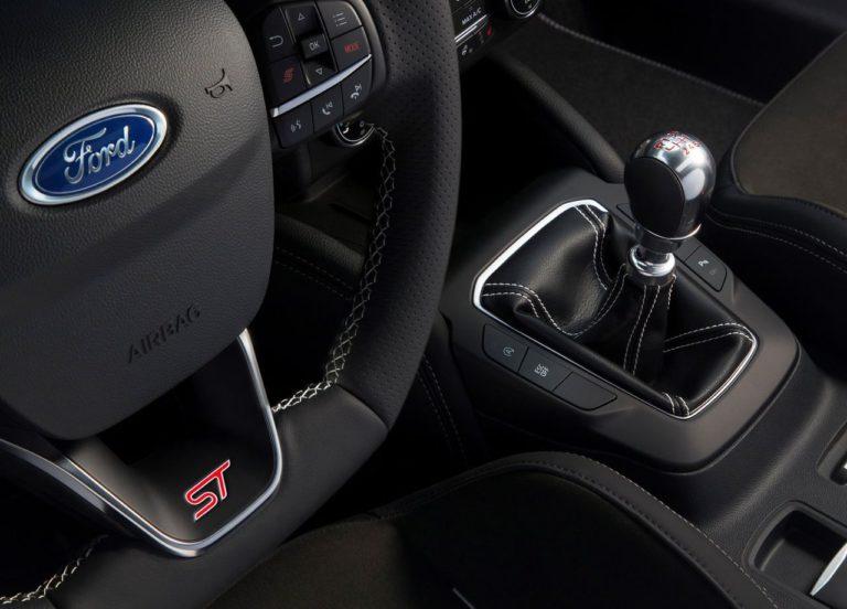 Ford Focus ST кпп