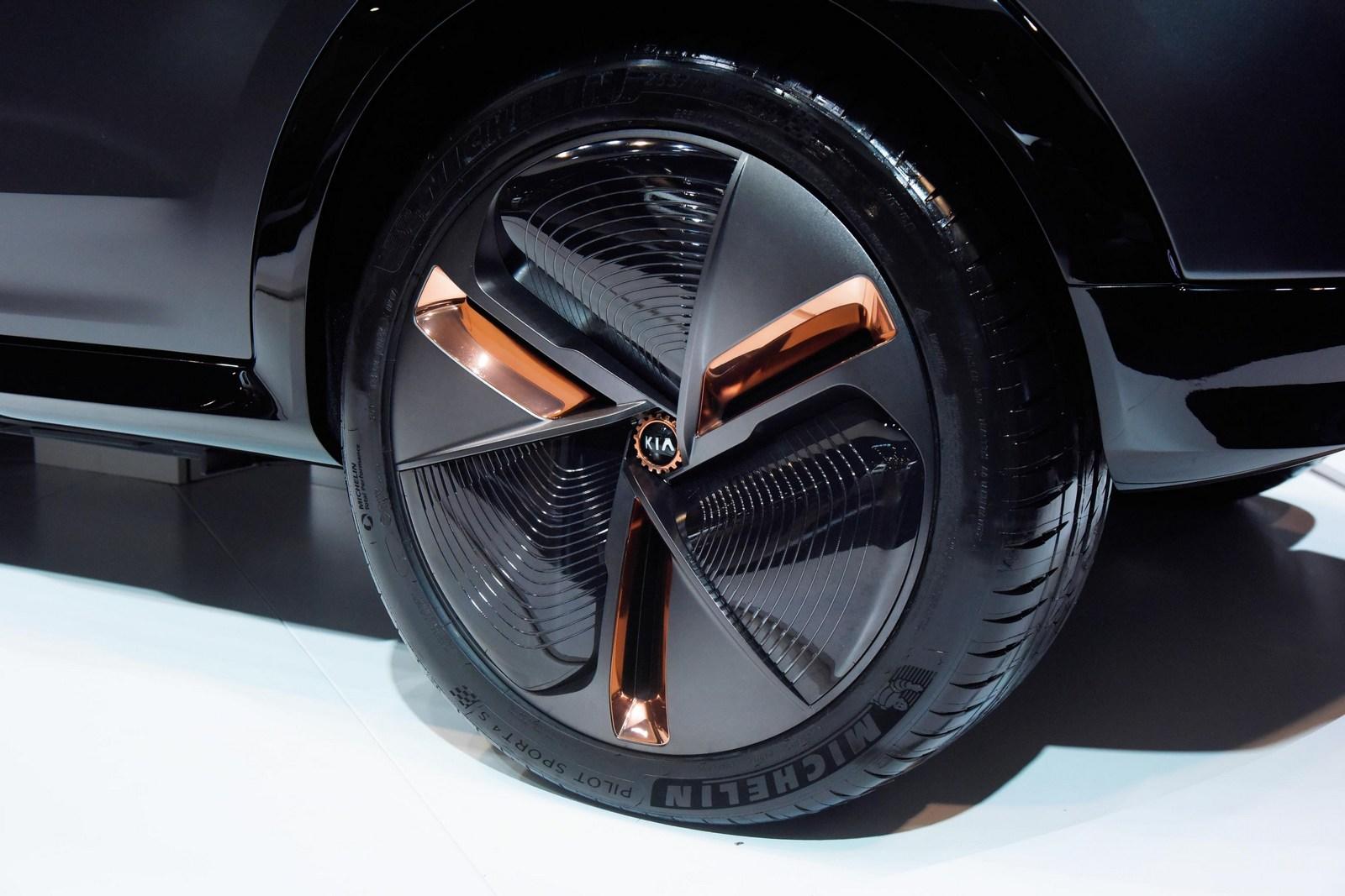 Kia Niro EV  колёса