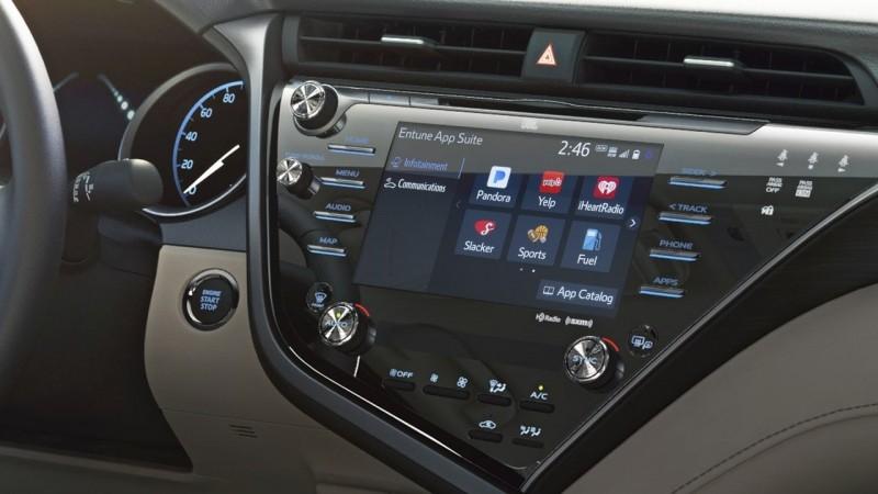 Lexus монитор
