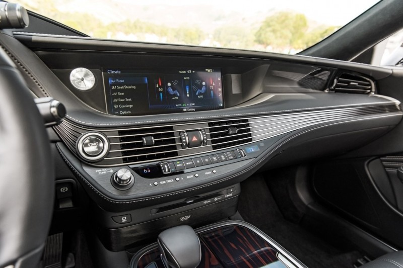 Lexus мультимедия