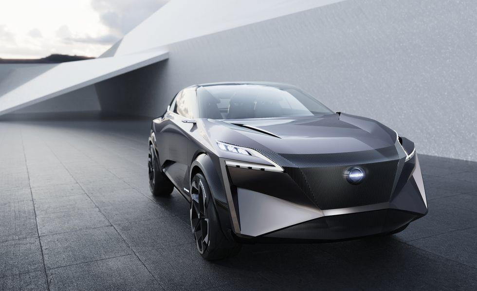 Nissan IMQ концепт