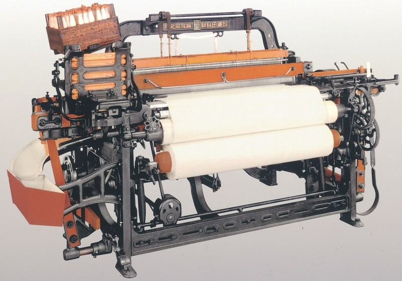От вязания до моторизации