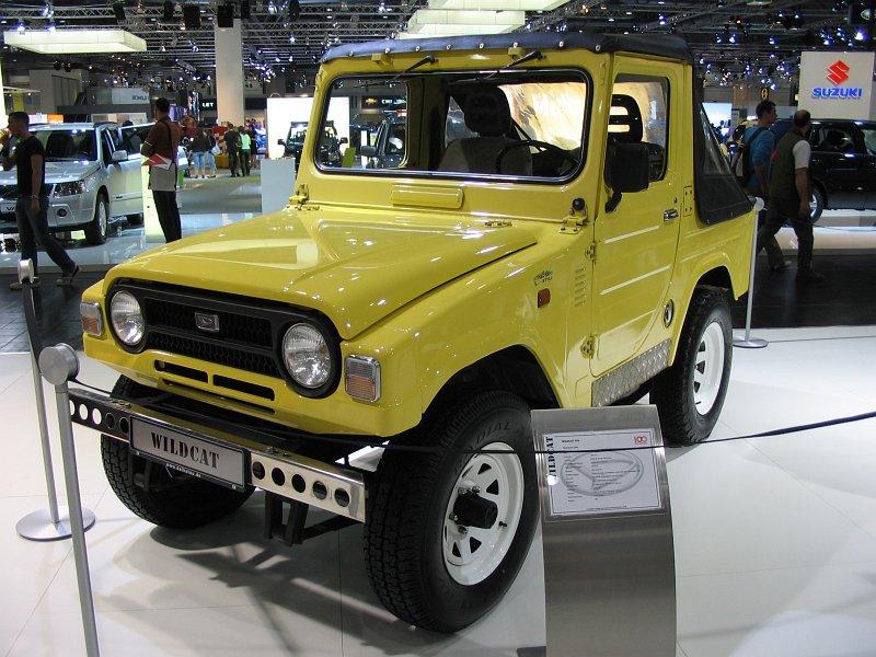 Daihatsu Wildcat