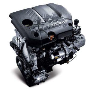 Hyundai Kia 1.6 CRDi