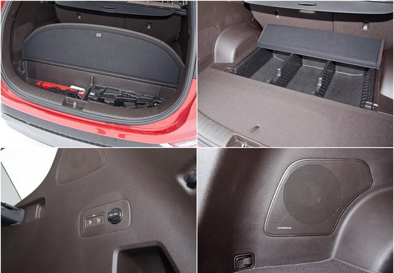 Hyundai Santa Fe 2.0 фото детали салона