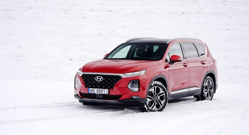 Hyundai Santa Fe 2.0 фото