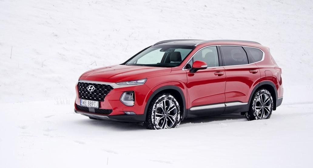 Hyundai Santa Fe 2.0 фото вид сбоку