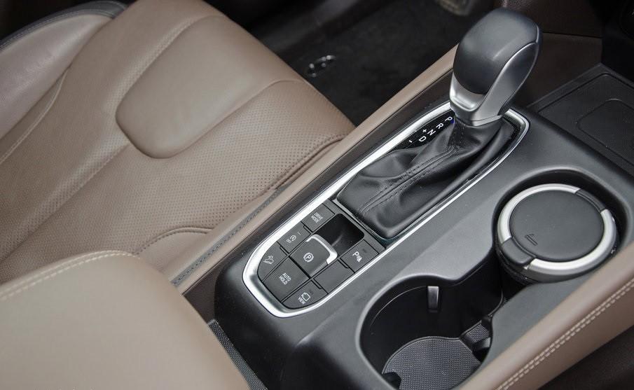 Hyundai Santa Fe 2.0 кпп