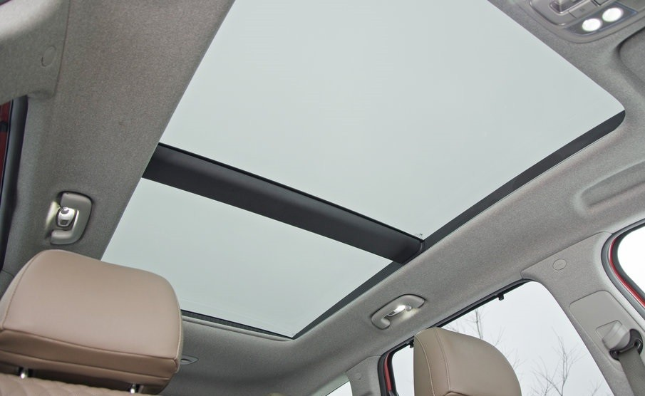 Hyundai Santa Fe 2.0 крыша