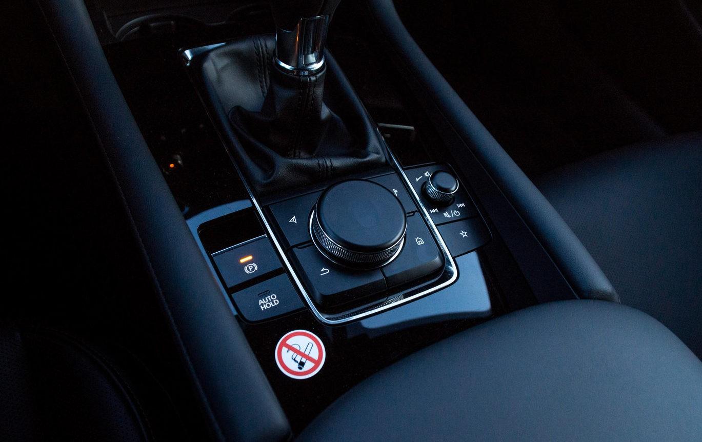 Mazda 3 кпп