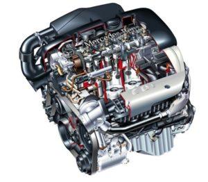 Mercedes 2.1 OM611