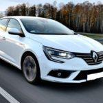 Renault Megane 1,5 дЦи 110 л.с.