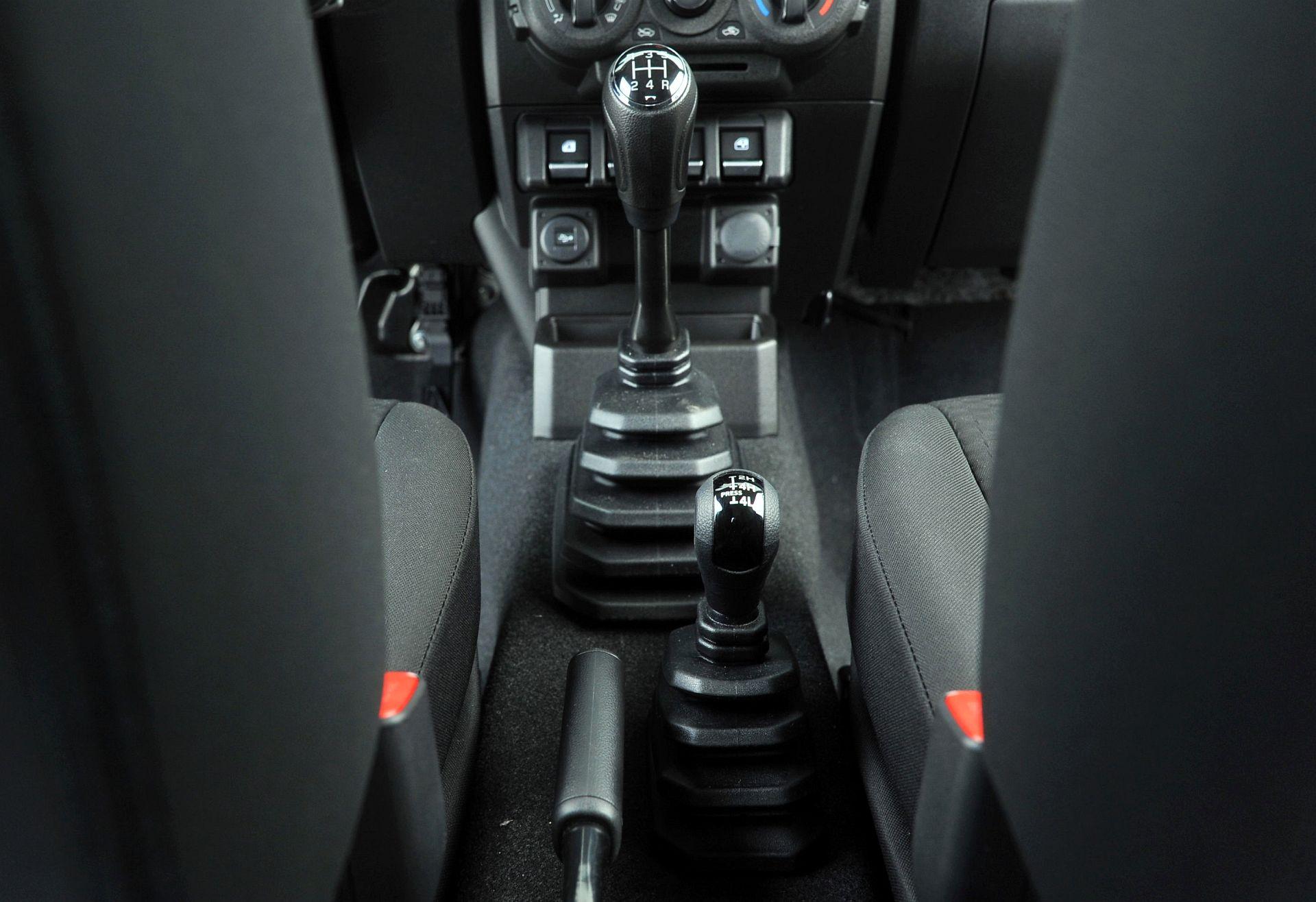 Suzuki Jimny кпп