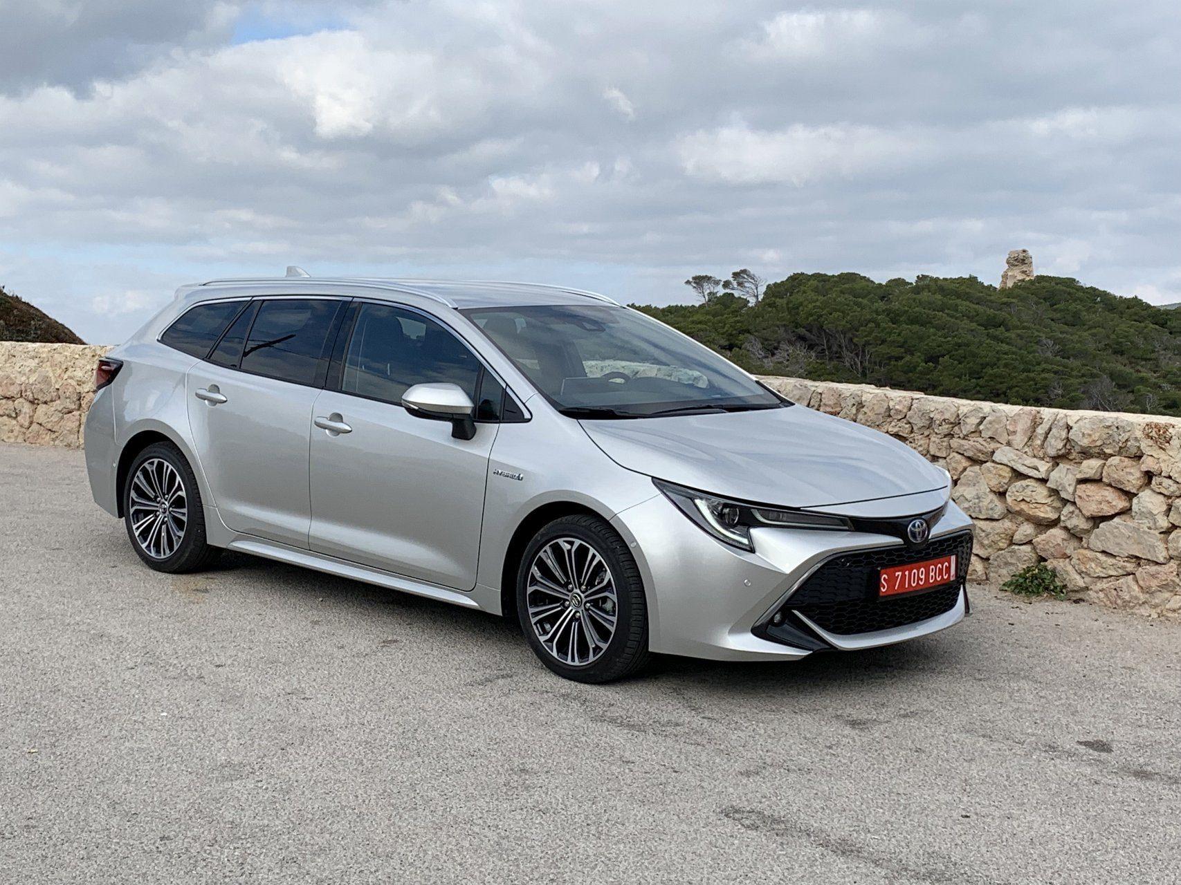 Toyota Corolla универсал