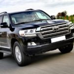 Toyota Land Cruiser V8 4,6 318 л.с.