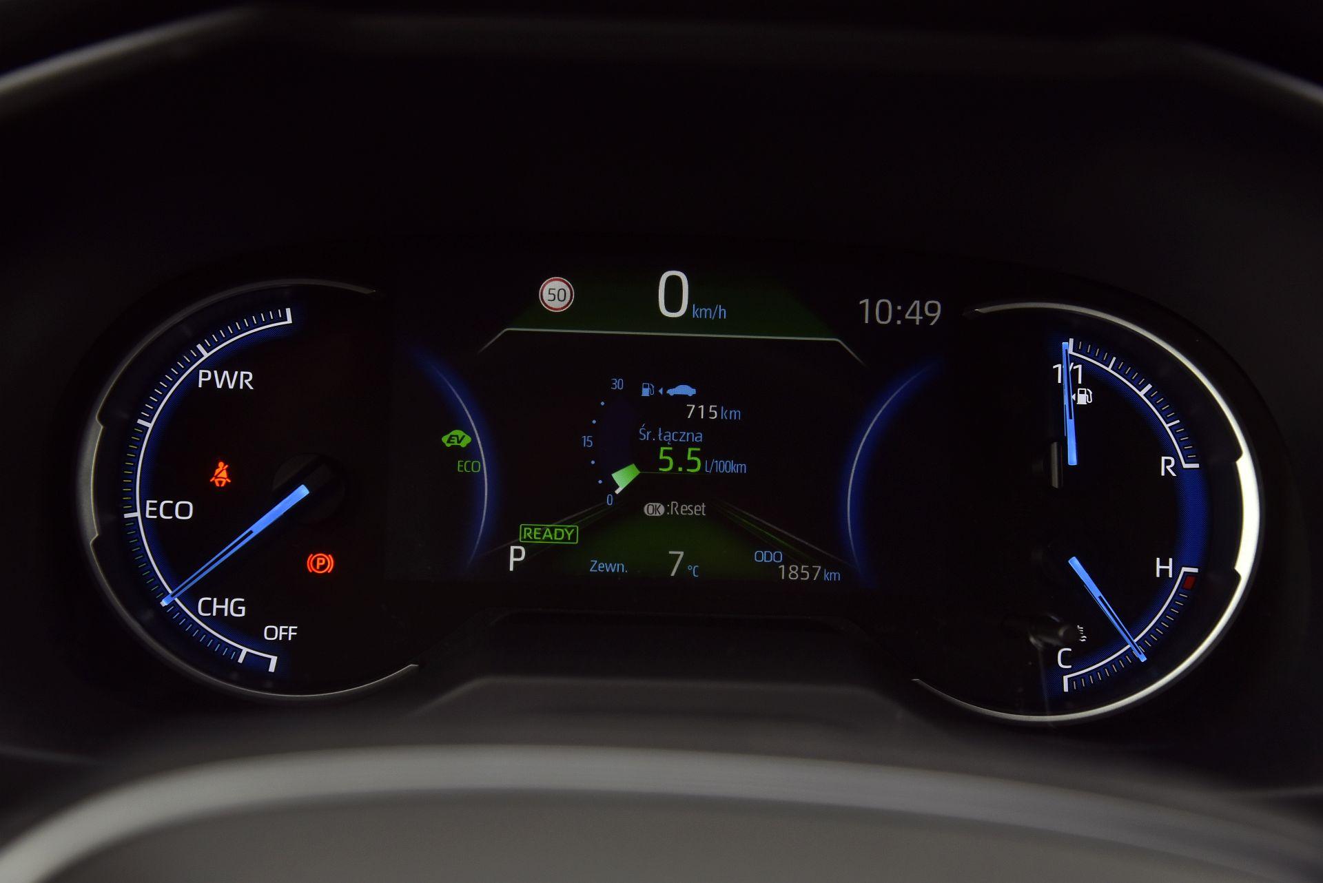 Toyota RAV4 2.5 панель пиборов