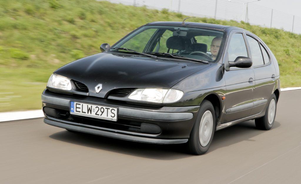 автомобиль старшего поколения