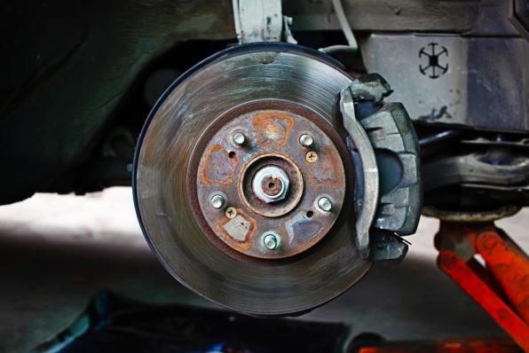 Тормозные диски автомобиля