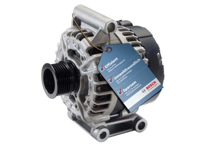Новый генератор от Bosch