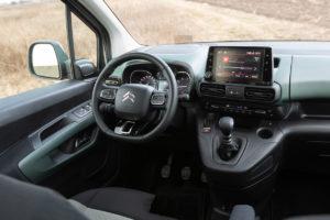 Мультимедийная система Citroen Berlingo