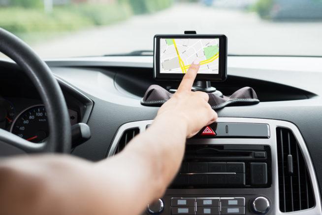 GPS-навигаторы в автомобиле