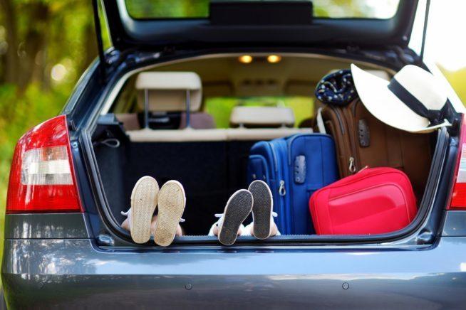 Автомобиль в отпуск