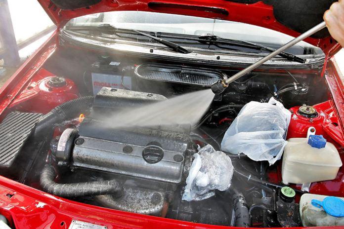 очистки двигателя