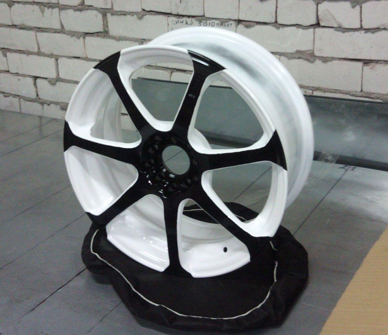 белые диски