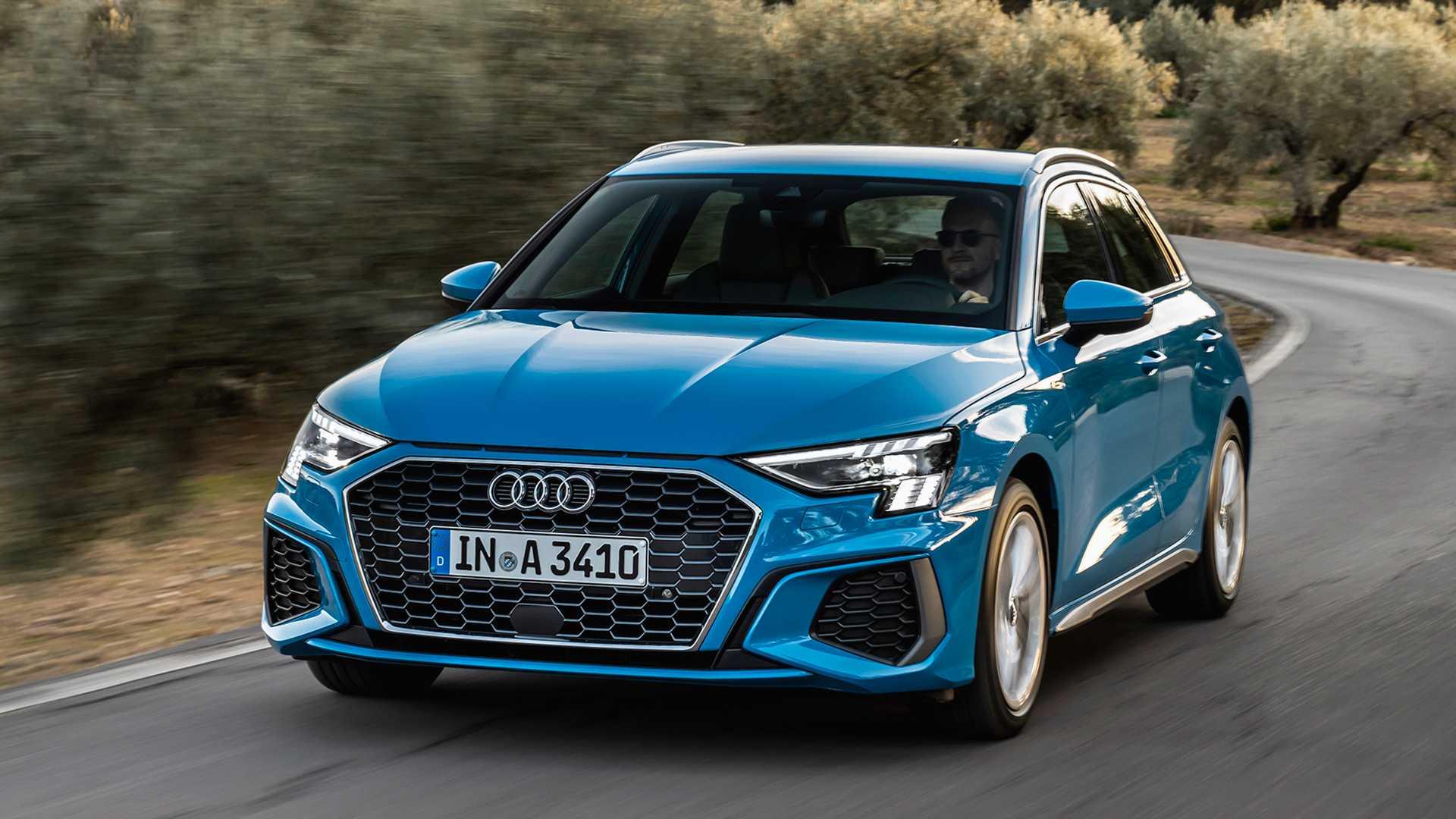 Audi A4 - любимец