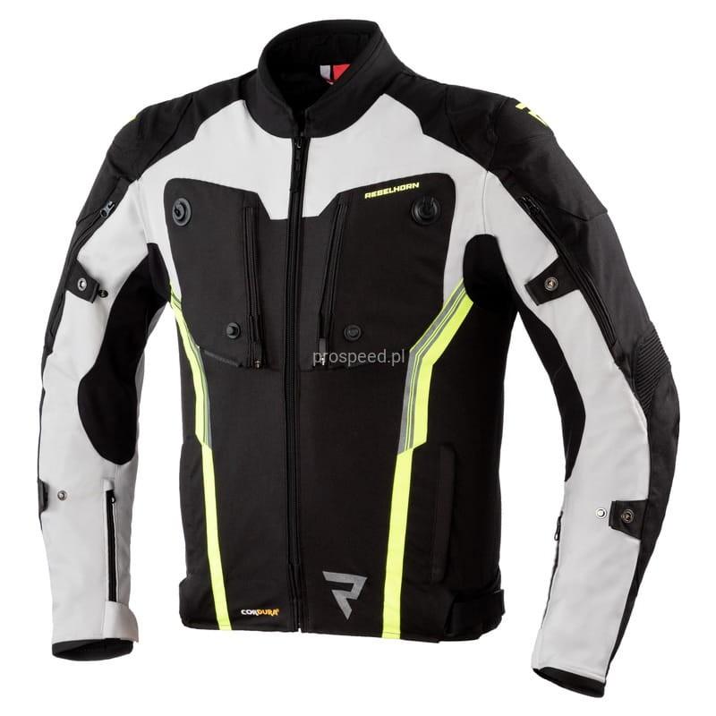 Мотоциклетная текстильная куртка REBELHORN BORG